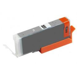 Canon CLI-551BK černá (black) (CLI-551XL,PGI-550) MG5450/MG6350/MX925 - kompatibilní inkoustová nápln (cartridge)  - Canon