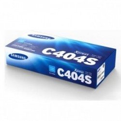 Toner Samsung / HP CLT-C404S (C404S, 404S, ST966A), modrý (cyan), originální, 1000str., Xpress SL-C430, SL-C480