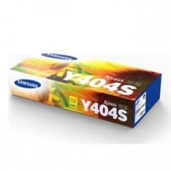 Toner Samsung / HP CLT-Y404S (Y404S, 404S, SU444A), žlutý (yellow), originální, 1000str., Xpress SL-C430, SL-C480