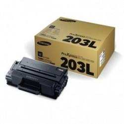 Toner Samsung / HP MLT-D203L (D203L, 203L,  SU897A), originální, 5000str., high capacity, ProXpress M-3320, 3370, 3820, 3870