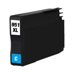 Cartridge HP 951XL (951 XL, 950 XL, CN046A) modrá (cyan) s čipem HP Officejet Pro 8100, 8600 - kompatibilní inkoustová náplň