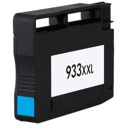 Cartridge HP 933XL (932 XL, 933 XL, CN054A) modrý (cyan) s čipem HP Officejet 6100, 6600, 6700 - kompatibilní inkoustová náplň