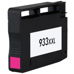 Cartridge HP 933XL (932XL, 933 XL, CN055A) červená (mgenta) s čipem HP Officejet 6100, 6600, 6700 - kompatibilní inkoustová nápl