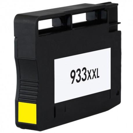 Cartridge HP 933XL (932XL, 933 XL, CN056A) žlutá (yellow) s čipem HP Officejet 6100, 6600, 6700 - kompatibilní inkoustová náplň