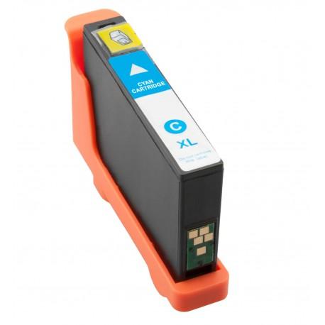 Cartridge modrá (cyan) pro Dell V525W, V725W - 592-11813 (55K2V), 592-11808 (DG83C), 592-11816 (WD13R) - komp. inkoustová náplň