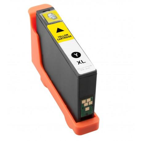 Cartridge Lexmark 150 XL (14N1618E) žlutá (yellow)  - PRO 715, Pro 910, Pro 915, S315,S415,S515 - kompatibilní inkoustová náplň