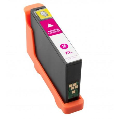 Cartridge Lexmark 150 XL (14N1616E) červená (magenta)  - PRO 715, Pro 910, Pro 915, S315,S415,S515 - kompatibilní inkoustová náp