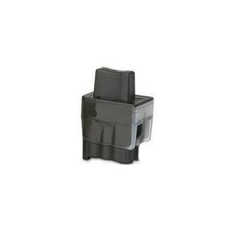 Cartridge LC-900Bk / LC-950Bk černá (black)  - DCP-110,DCP-115,DCP-310,MFC-210,MFC-425,MFC-3240 - kompatibilní inkoustová náplň