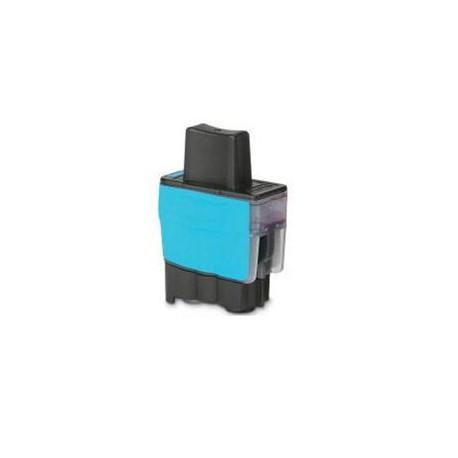 Cartridge LC-900C / LC-950C modrá (cyan  - DCP-110,DCP-115,DCP-310,MFC-210,MFC-425,MFC-3240 - kompatibilní inkoustová náplň