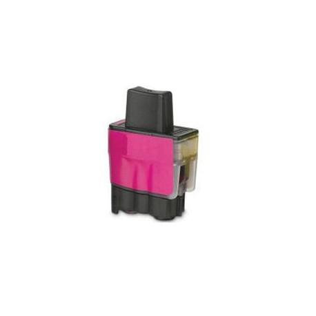 Cartridge LC-900M / LC-950M červená (magenta)  - DCP-110,DCP-115,DCP-310,MFC-210,MFC-425,MFC-3240-kompatibilní inkoustová náplň