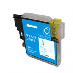 Cartridge Brother LC985C modrá (cyan) - DCP-J125,DCP-J315,DCP-J515,MFC-J220,MFC-J265,MFC-J415-kompatibilní inkoustová náplň
