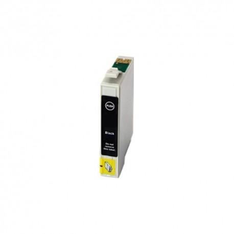Cartridge Epson T1281 černá (black) - komp. inkoustová náplň - Epson Stylus SX125, SX130, SX230, SX235, SX425, SX430, SX420