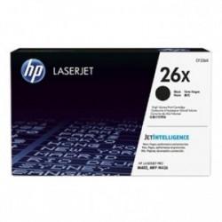 HP originální toner CF226X, black, 9000str., HP 26X, high capacity, HP LaserJet Pro M402, Pro MFP M426