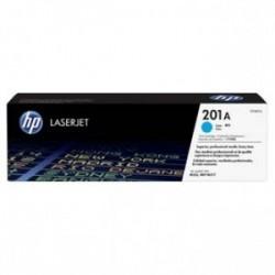 Toner HP CF401A (201A) originální, modrý (cyan), 1400str., HP Color LaserJet MFP 277, Pro M252,Pro MFP M274n
