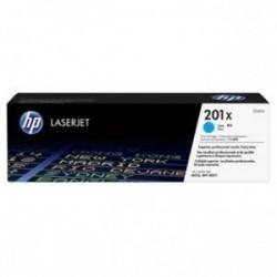 Toner HP CF401X (201X) originální, modrý (cyan), 2300str., HP Color LaserJet MFP 277, Pro M252
