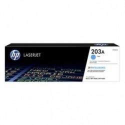 Toner HP CF541A (203A) originální, modrý (cyan), 1300str., HP Color LaserJet Pro M254, M280, M281