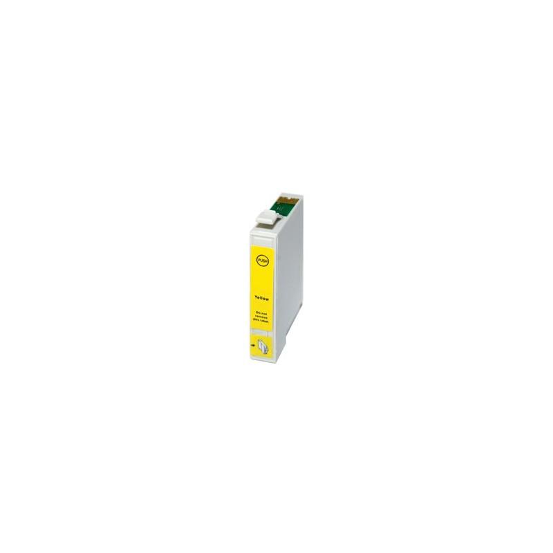 Cartridge Epson T1624 žlutá (yellow) - komp. inkoustová ...
