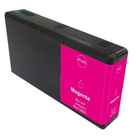 Cartridge Epson T7013 červená (magenta)  - kompatibilní inkoustová náplň - Epson Workforce Pro WP-4525, WP-4015, WP-4025, WP-409