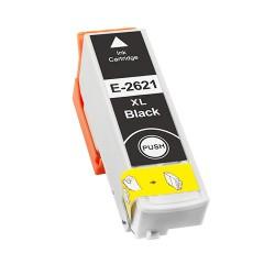 Cartridge Epson T2621 - 26XL černá (black) - komp. inkoustová náplň - Epson Expression Pro XP-600, XP-605, XP-800, XP-700