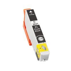 Cartridge Epson T2631 - 26XL fotočerná (photo black) - komp. inkoustová náplň - Epson Expression Pro XP-600, XP-605, XP-800, XP-